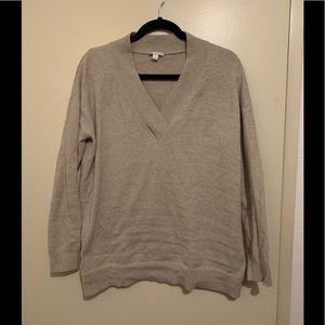 Gap Sweater - tan loose fit